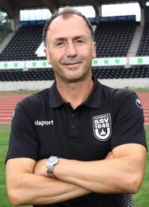 Co-Trainer Herbert Sailer