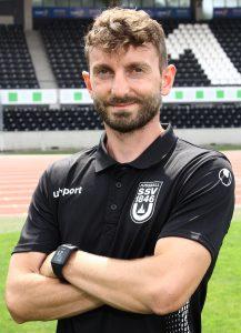 Athletiktrainer Sebastian Schulz