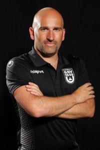 Co-Trainer Sven Ackermann