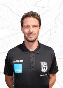 Co-Trainer Maximilian Knauer