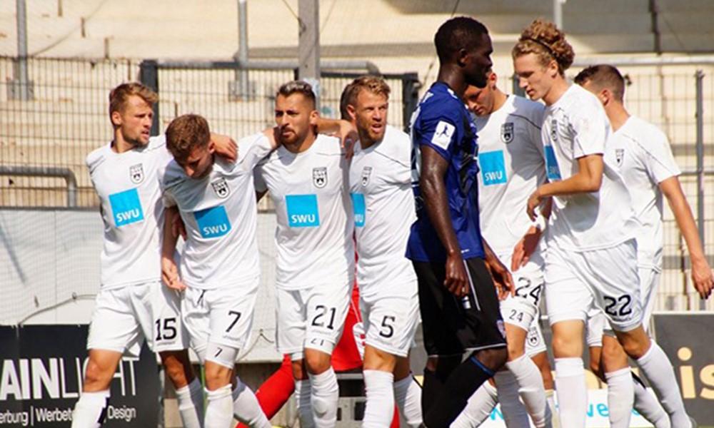 2:0-Auswärtserfolg beim FSV Frankfurt