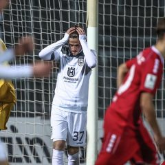 Abendspiel gegen Koblenz endet 1:1
