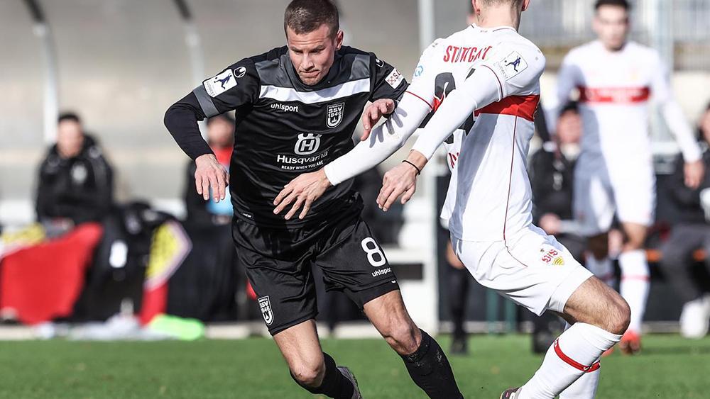 1:0-Sieg beim VfB Stuttgart II