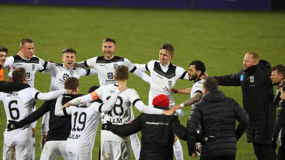 3:1 – Auswärtssieg beim FSV Frankfurt