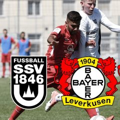U19 empfängt Bayer Leverkusen
