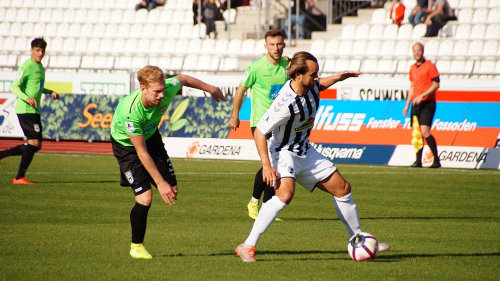 3:1-Niederlage gegen den SC Freiburg II