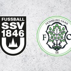 """""""Nachbarschaftsduell"""" mit dem FC 08 Homburg"""
