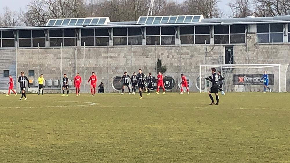 3:1-Sieg gegen Türkgücü München