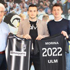 Ardian Morina verlängert seinen Vertrag