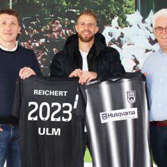 Johannes Reichert verlängert bis 2023