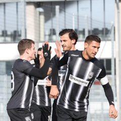 Testspiel: 6:0-Sieg gegen den FC Memmingen