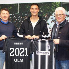 Kapitän Florian Krebs verlängert um ein weiteres Jahr