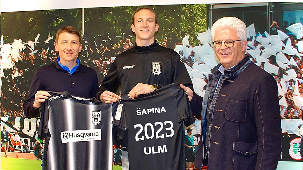 Vinko Sapina bleibt bis 2023
