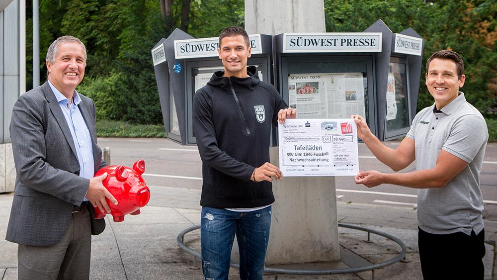 Virtuelle HEIMkurve: Das Ulmer Donaustadion ist restlos ausverkauft!