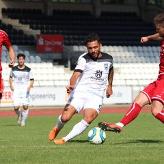 10:0-Sieg gegen den TSV Berg