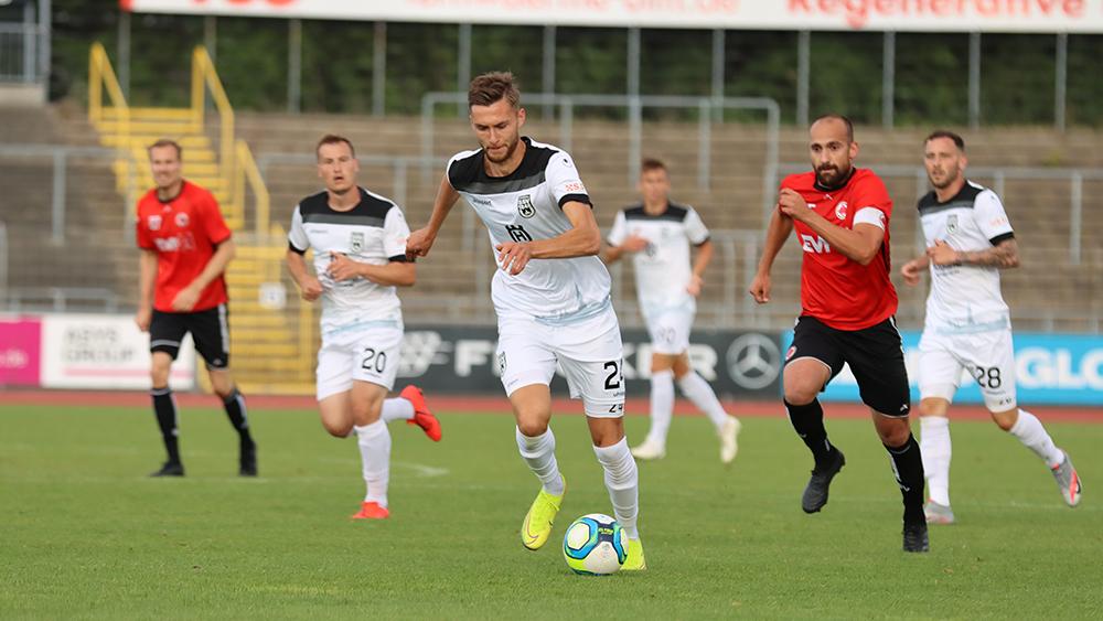 2:1-Sieg gegen den 1. Göppinger SV