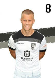 8 Adrian Beck