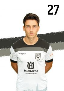 27 Angelo Rinaldi