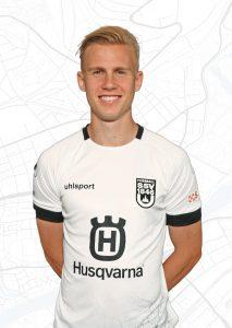 23 Nicolas Wähling
