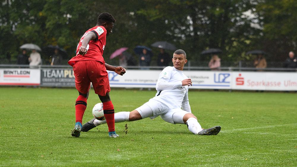 U19 startet gegen Bayern München – Nur begrenzt Zuschauer zugelassen