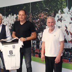 SSV Ulm 1846 Fußball verlängert mit Holger Bachthaler