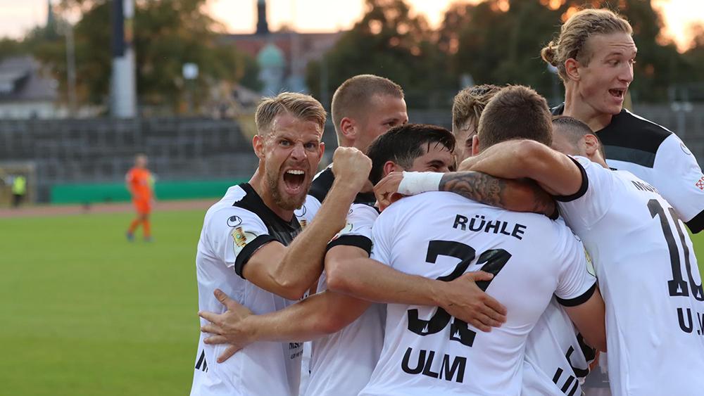 2:0! Die Spatzen stehen in der 2. Runde des DFB-Pokals