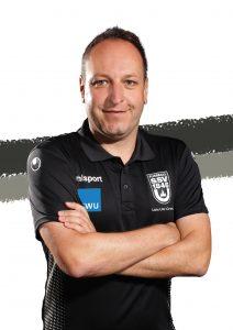 Cheftrainer Holger Bachthaler