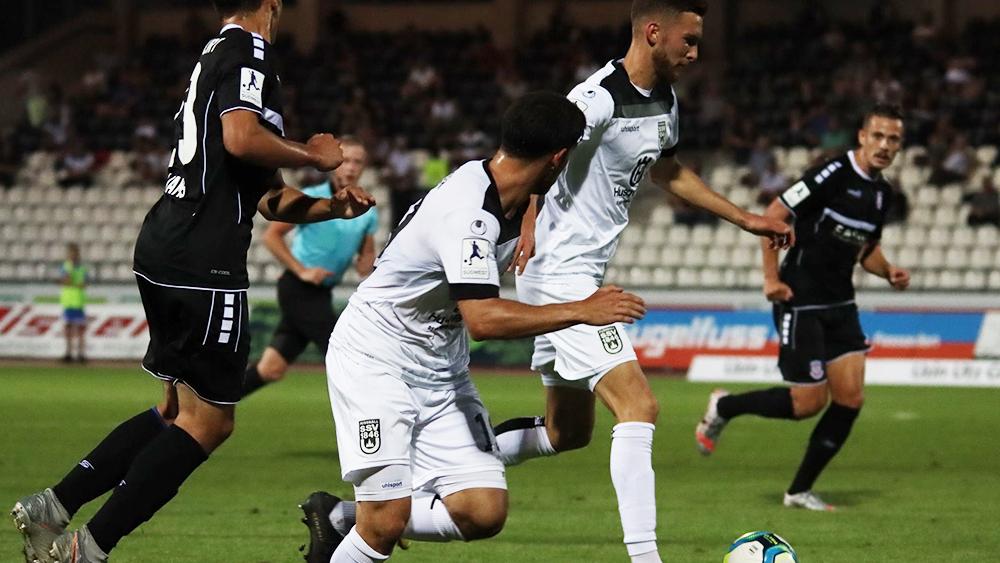3:1-Heimsieg gegen den FSV Frankfurt