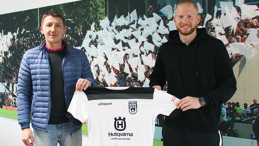 SSV Ulm 1846 Fußball nimmt Maximilian Reule unter Vertrag