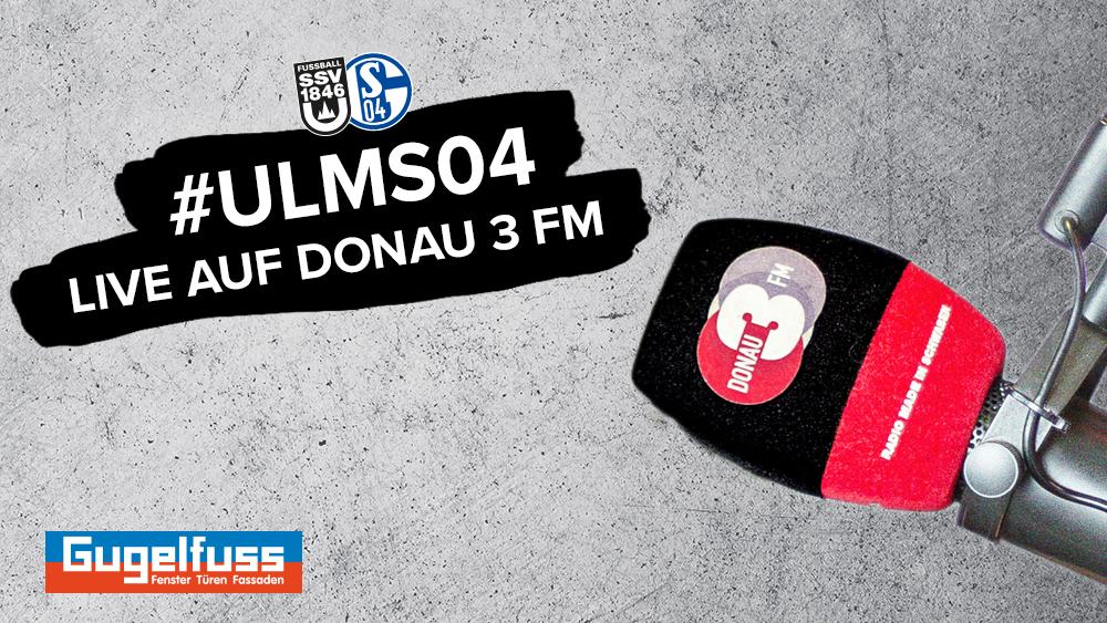 DONAU3FM ÜBERTRÄGT PARTIE AUF SCHALKE LIVE