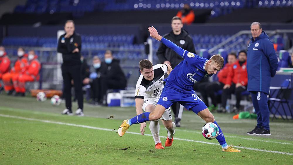 SSV verliert auf Schalke trotz guter Leistung
