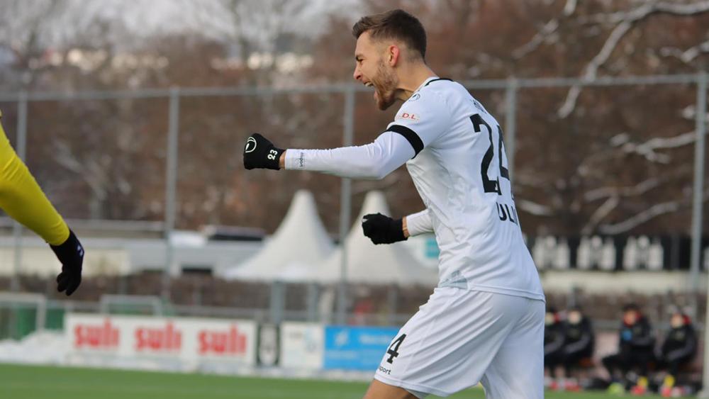 2:0-Heimsieg gegen den SC Freiburg II