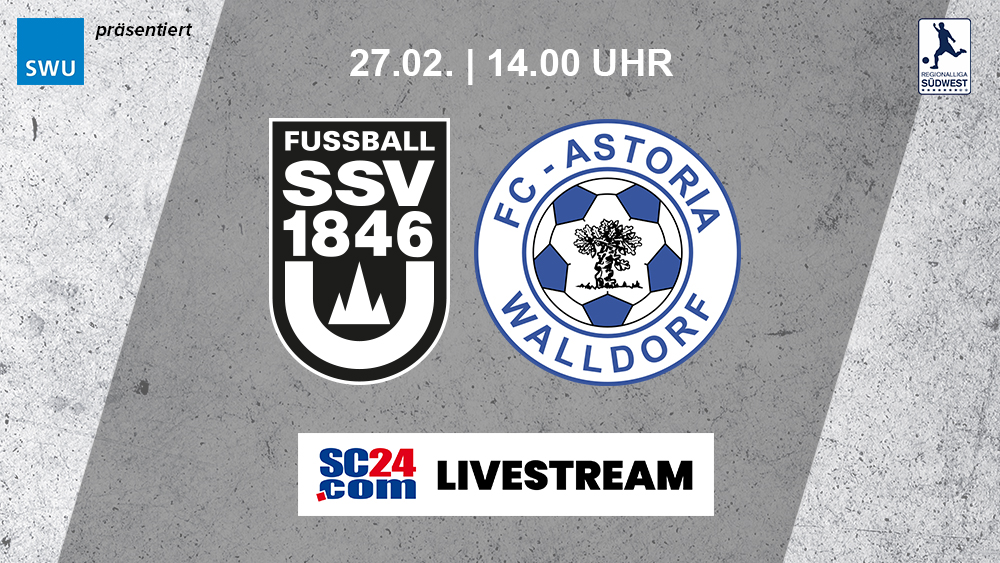 Gegen Walldorf wieder im Donaustadion