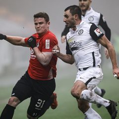 2:0 – Spatzen gewinnen in Elversberg