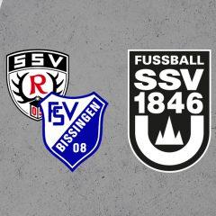 SSV trifft auf Reutlingen oder Bissingen