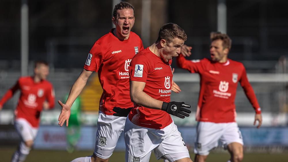 1:0 – SSV gewinnt Derby in Aalen