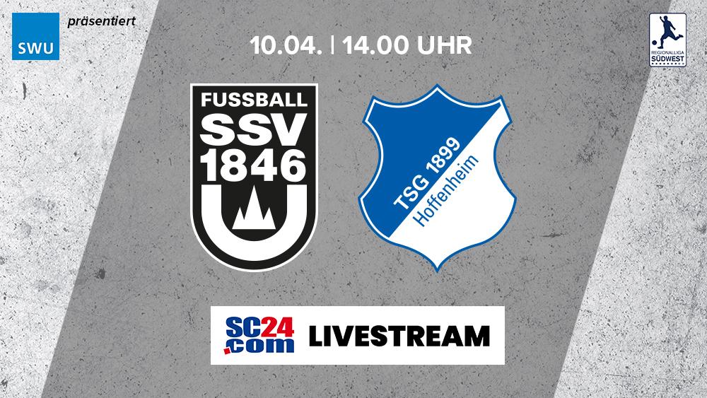 Duell mit Hoffenheim's U23