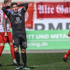 Spatzen verlieren 1:0 in Offenbach