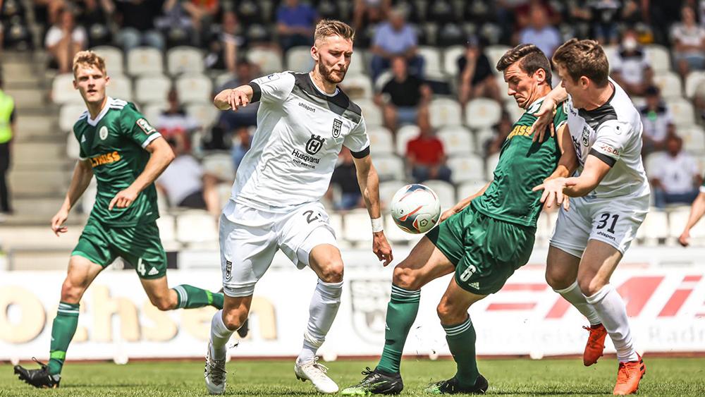 0:2-Niederlage gegen Homburg