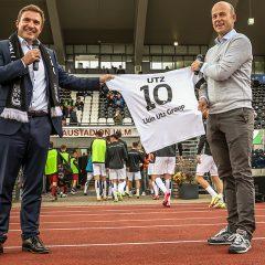 Uzin Utz verstärkt die Partnerschaft und wird Rückensponsor