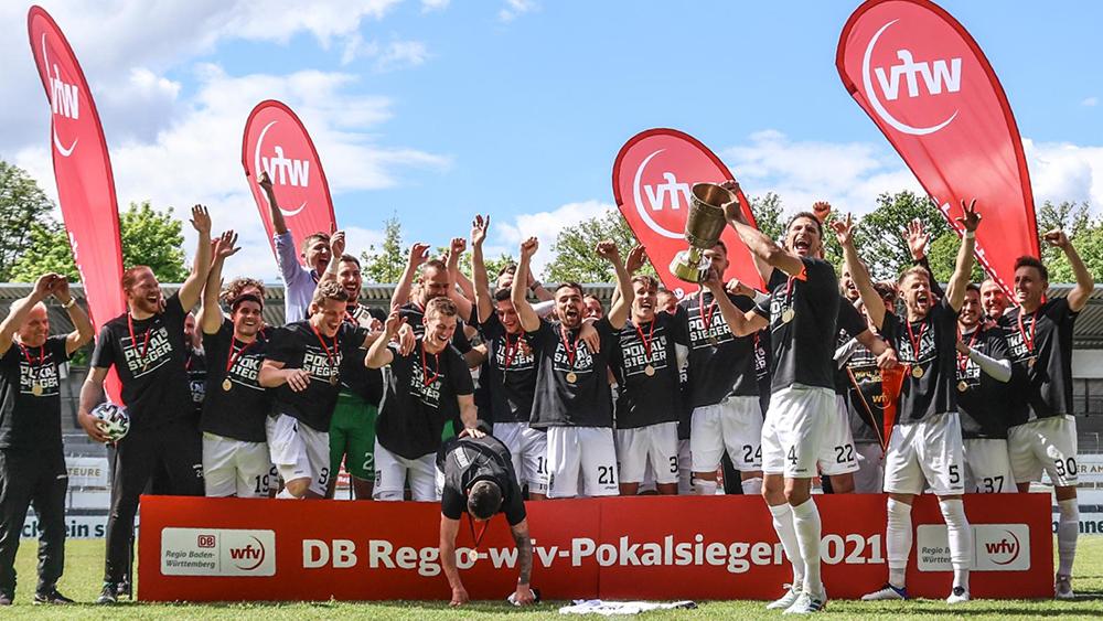 Der SSV ist wfv-Pokalsieger 2021