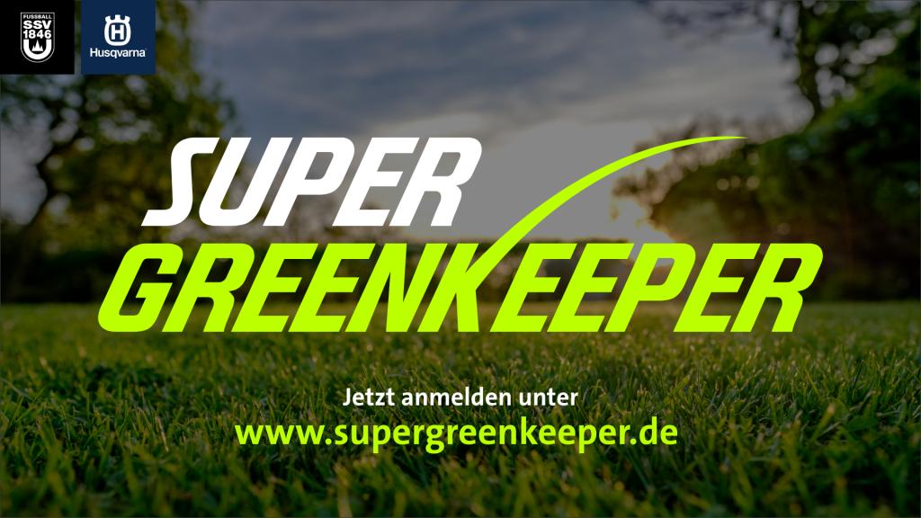 Wir suchen den SUPER GREENKEEPER 2021!