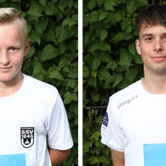 Zwei Nachwuchsspieler für DFB-Sichtungslehrgänge nominiert