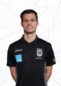 Cheftrainer Thomas Wörle