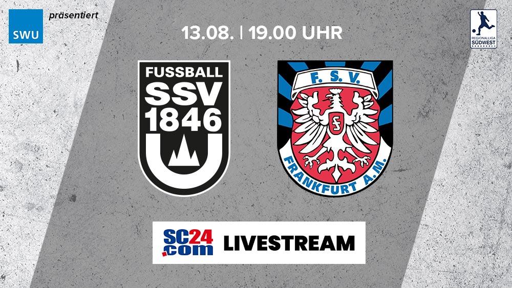 Auftakt gegen den FSV Frankfurt