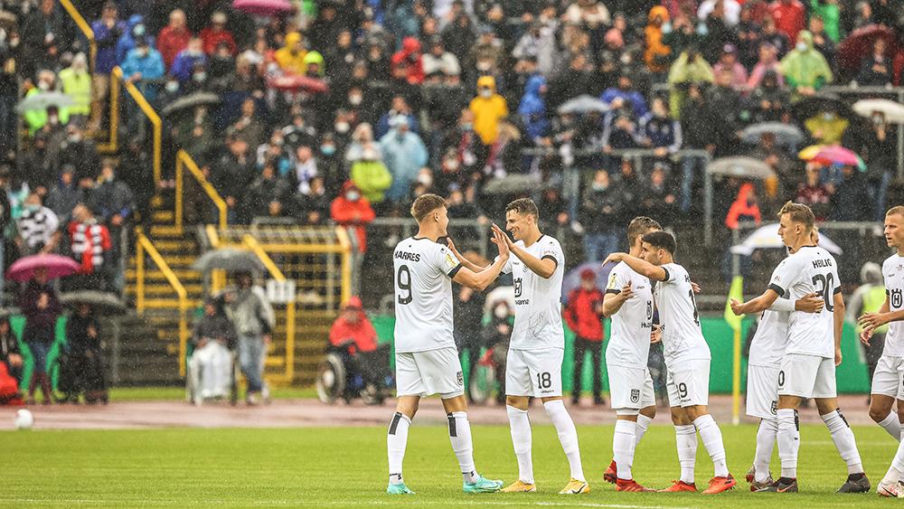 Keine Corona-Fälle beim DFB-Pokalspiel