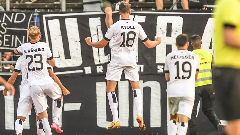 3:3 im Auftaktspiel gegen FSV Frankfurt