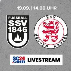 Heimaufgabe gegen Hessen Kassel