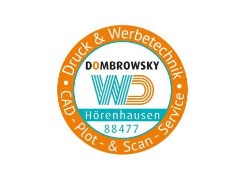 Dombrowsky Druck & Werbetechnik UG
